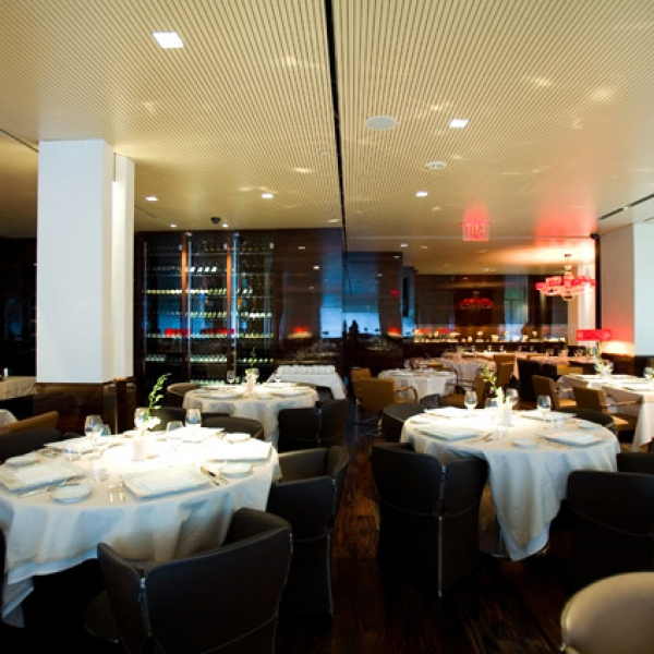 MAREA RESTAURANT (240 CENTRAL PARK SOUTH - N.Y.)